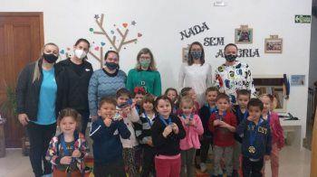 2° lugar Educação Infantil - EMEI Cecília Graeff