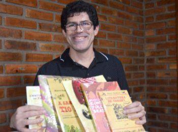 26ª Feira do Livro de Morro Reuter já tem o seu patrono