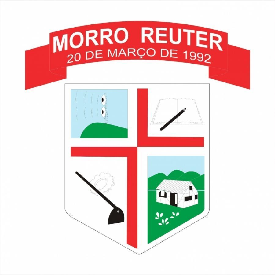 Brasão Morro Reuter
