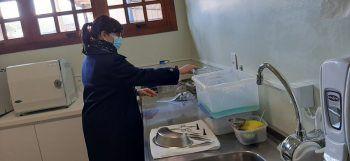 Centro de esterilização é reformado e revitalizado