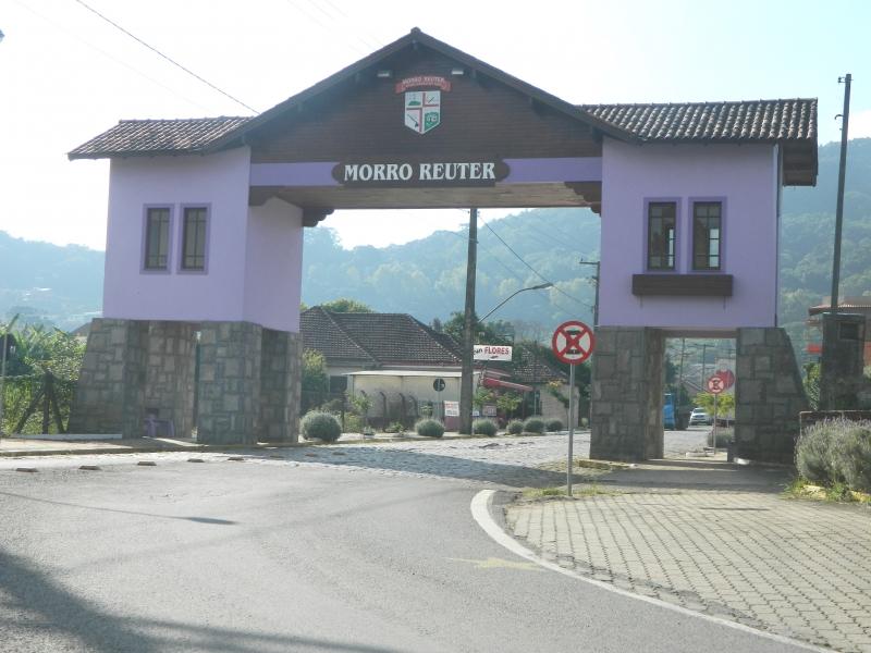 Pórtico de Entrada de Morro Reuter