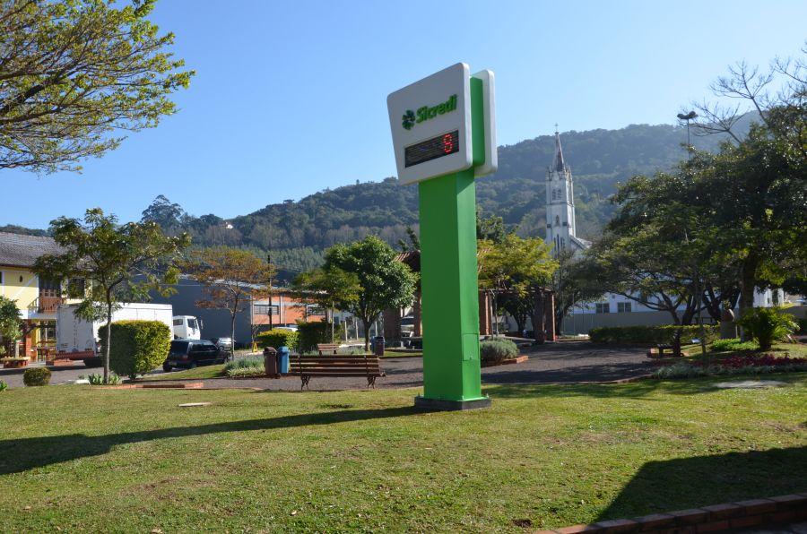 Praça José Paulo Sabá Meyrer