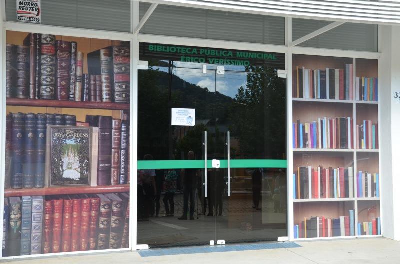 Biblioteca Pública Erico Verissimo