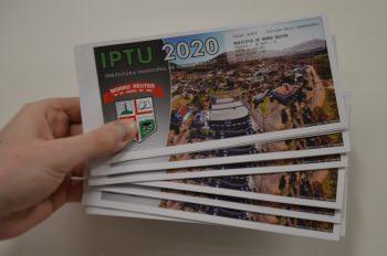 Carnês do IPTU podem ser retirados a partir de 24/02