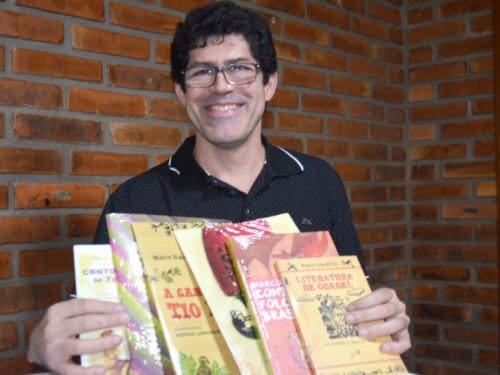 Novembro será o mês dos livros em Morro Reuter!