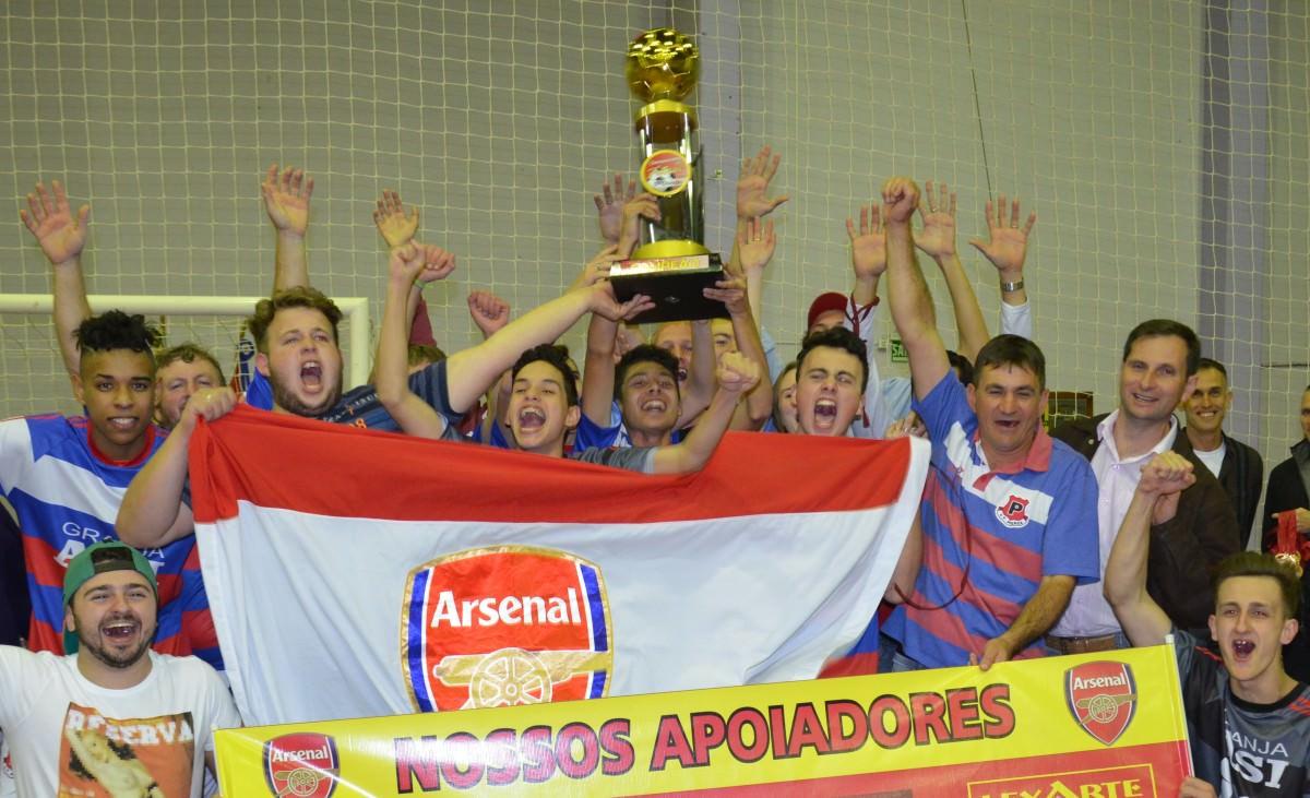 Quinta tem reunião sobre o Futsal - 2ª Divisão