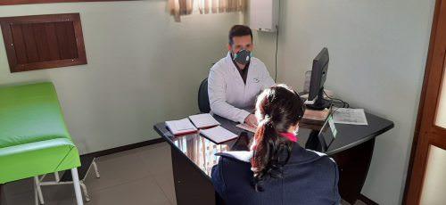 Tratamento precoce, mediante consulta médica