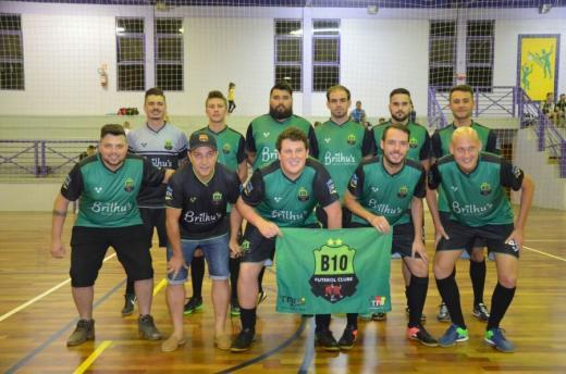 B10 e Schucrutz garantem classificação para a 2ª fase do municipal de Futsal