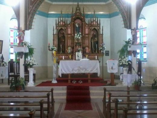 Igreja Católica São Pedro e São Paulo - Picada São Paulo