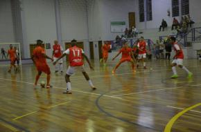 23 gols na 6ª Rodada do Municipal de Futsal