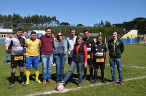 Começa o Municipal de Futebol de Campo
