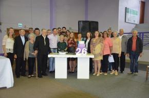 Comunidade homenageia 18 personalidades de Morro Reuter