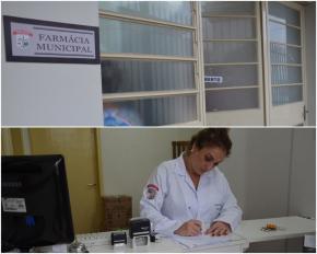 Mudança no horário da Farmácia Municipal