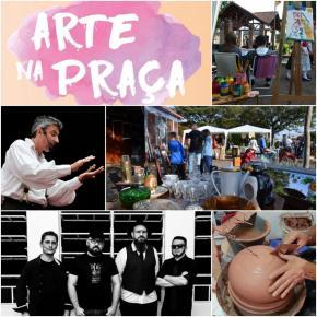 Vem aí o 3º Arte na Praça